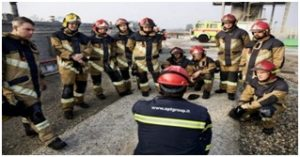 Offshore emergency response team