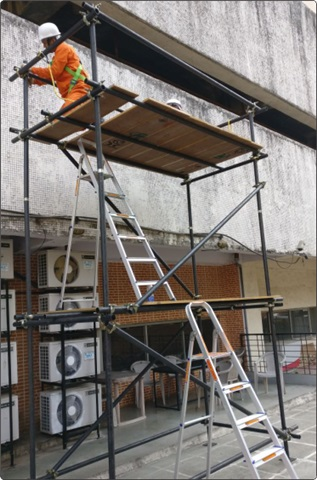Scaffolder Training