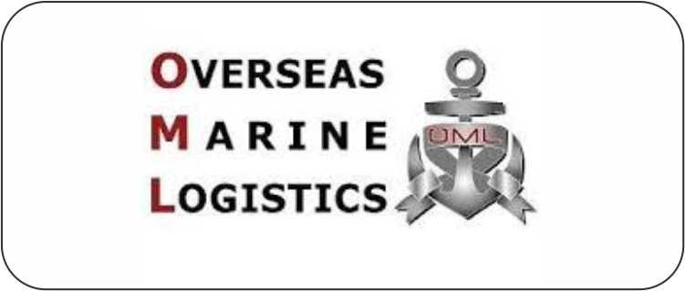 Overseas Marine Ligistics Logo
