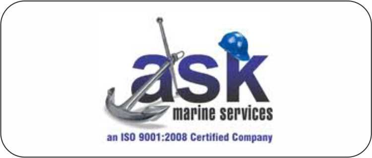 Ask Marine Services Logo