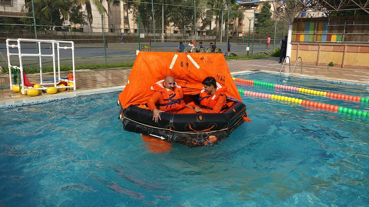 Liferaft survival