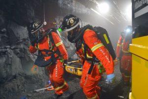 Mines Rescue