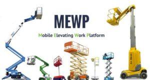 Mobile Elevated Work Platform